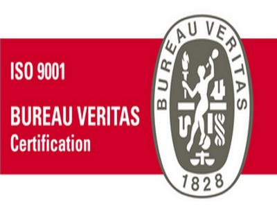 CERTIFICATION - ISO9001 : 2015